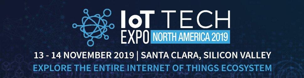 IoT North America 2019 - 970x250