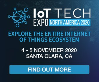 IoT Tech Expo North America 2020 - 336x280