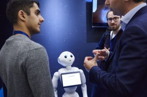 Pepper will also be attending the IoT Tech Expo in Santa Clara later this month