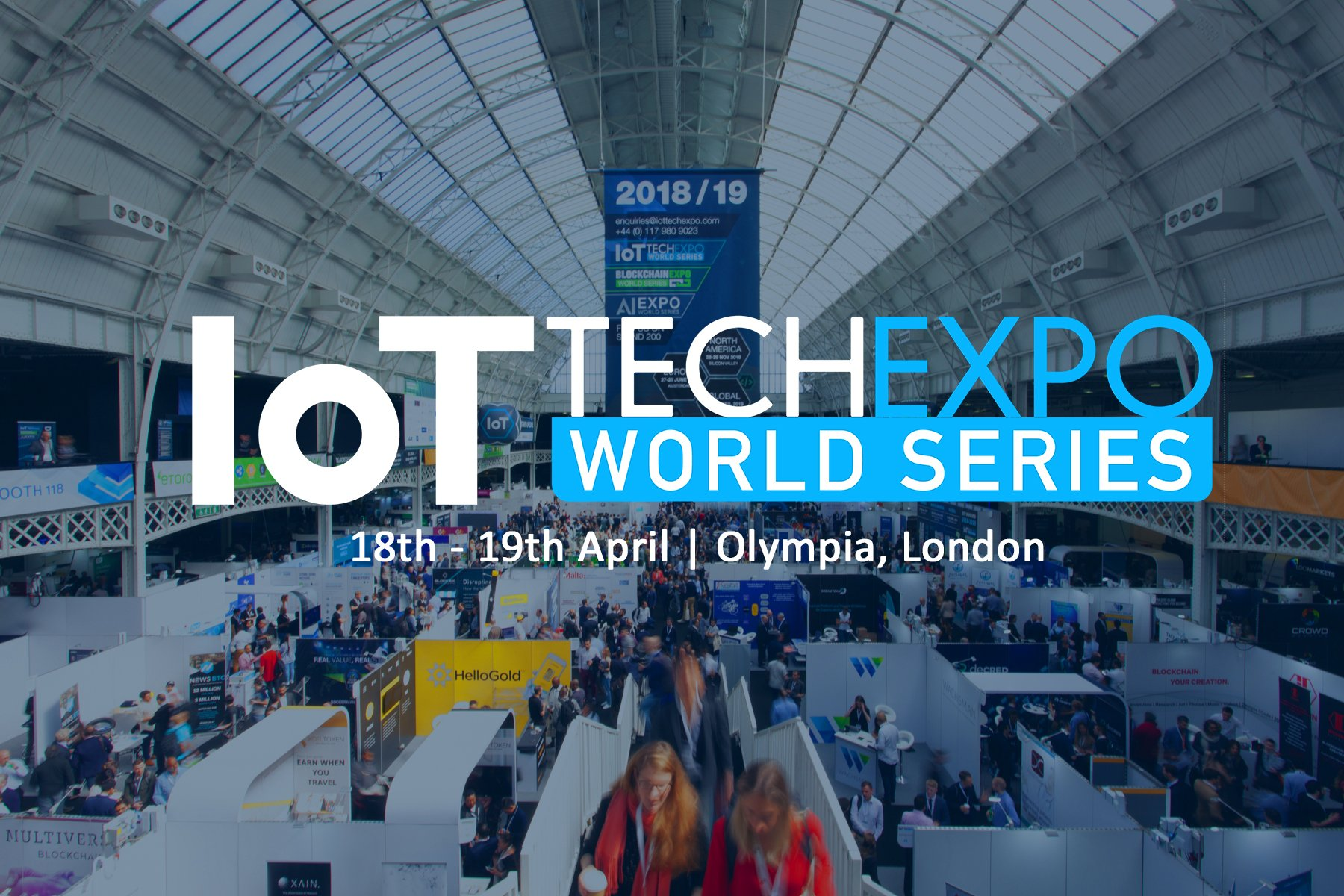 Technology Expo Standsaur : Iot tech expo global highlights of event in london