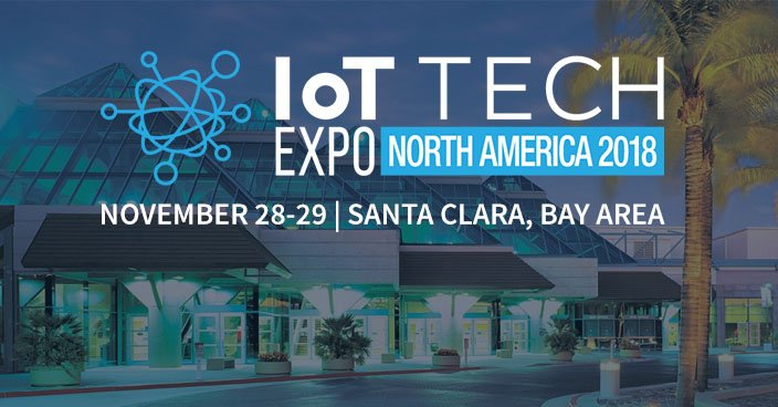 - North Ameruica Convention Center - 7 free things you can get involved with at the leading IoT event in Silicon Valley next month