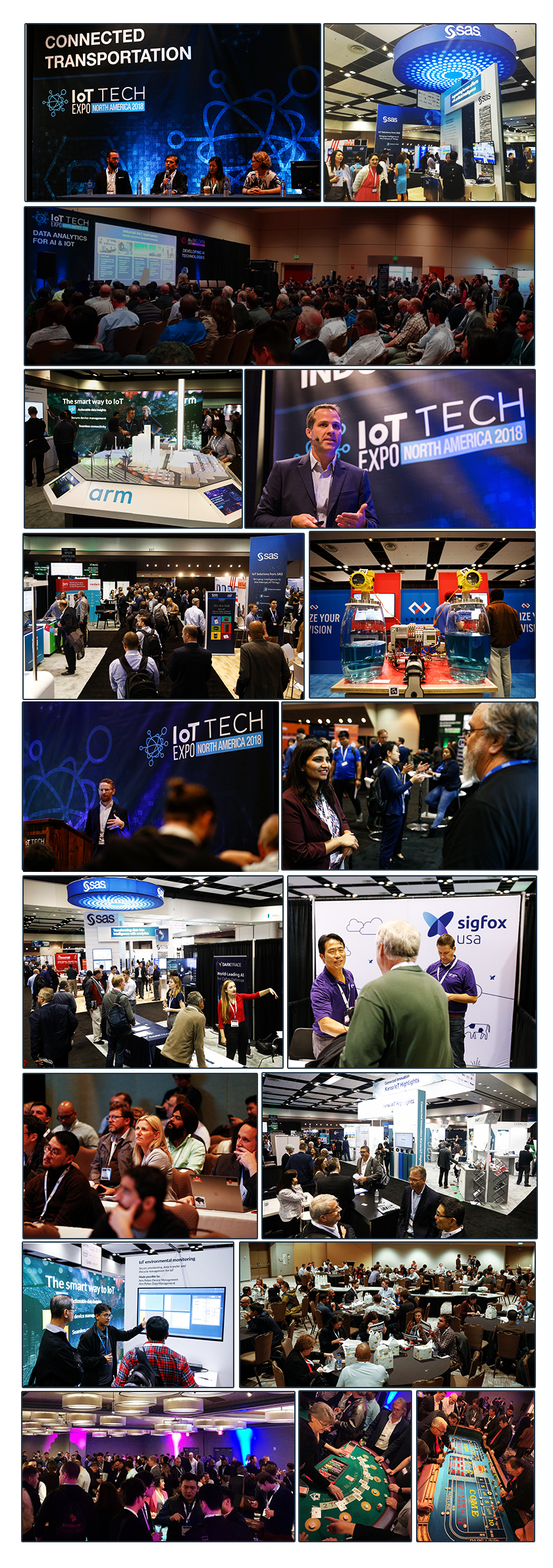 - event photos4 - IoT Tech Expo North America 2018: Highlights from the Silicon Valley event