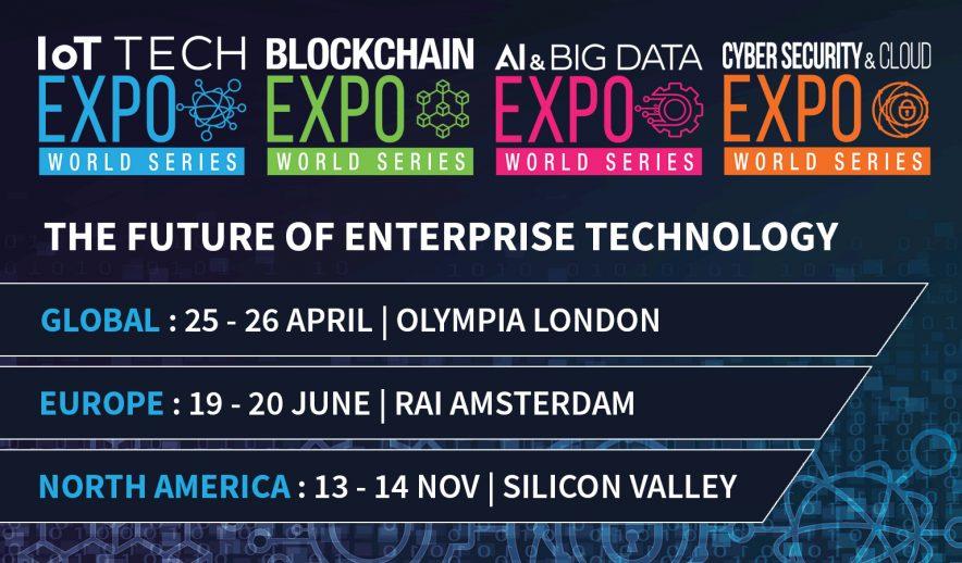 - Enterprise Tech Header 884x518 - The IoT Tech Expo announces its 2019 World Series