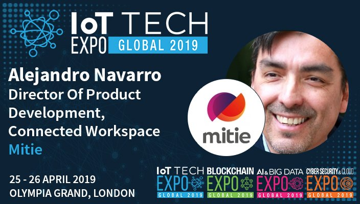 - MITIE - 5 Questions with Alejandro Navarro, Director of Product Development at Mitie