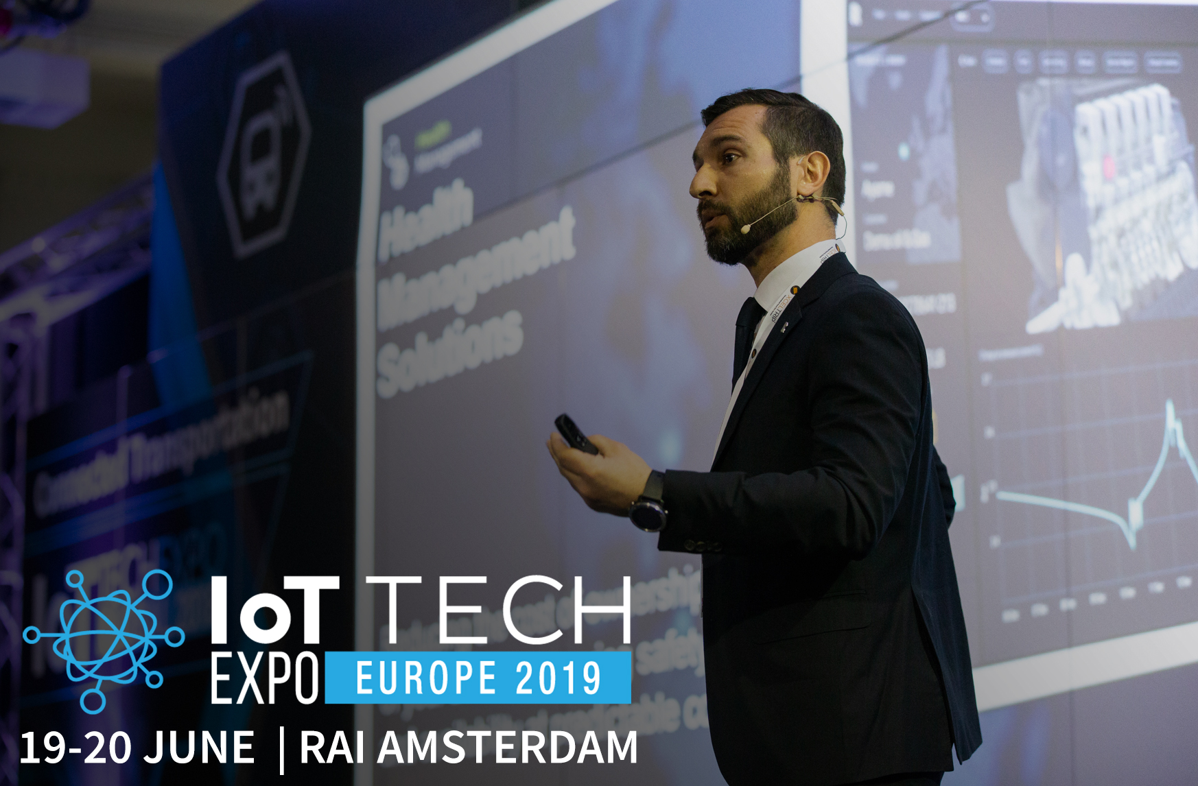 Hear industry leaders explore the future of Industrial IoT