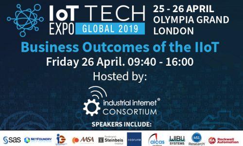 IoT IICons Global 2019